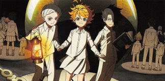 Nova imagem promocional de The Promised Neverland