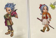 Novo Dragon Quest Monsters em produção