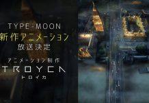 Novo anime da Type-Moon no final do ano