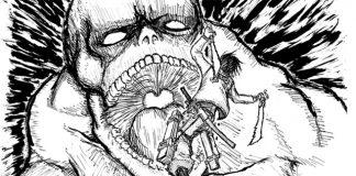 Protótipo de Attack on Titan rejeitado pela Shonen Jump agora online gratuitamente