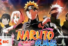 Temporada 13 de Naruto Shippuden na Sic K