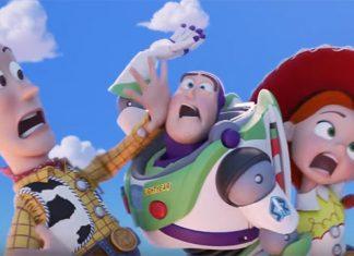 Teaser trailer de Toy Story 4