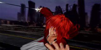 Trailer de Kenshin (Samurai X) em Jump Force
