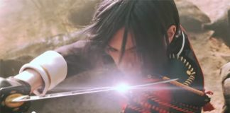 Trailer de Touken Ranbu Live-action
