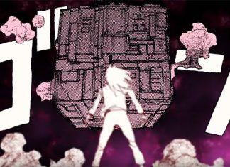 Vídeo promocional do anúncio do anime de Dorohedoro