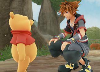 Winnie the Pooh em Kingdom Hearts III