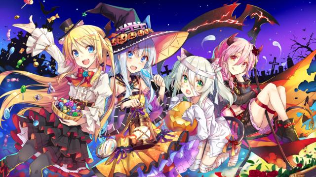 Veja_ilustrações_feita_por_mangakas_para_o_Halloween