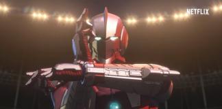 Anime Ultraman estréia em abril de 2019