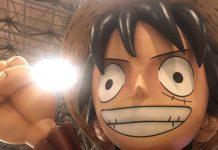 Mensagem do autor de One Piece na Jump Festa 2019