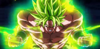Terceiro trailer dublado de Dragon Ball Super: Broly