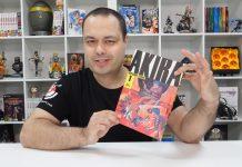 Akira #1 pela JBC Portugal