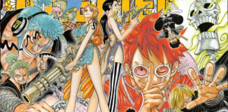 "One Piece Cap. 929: ""Kurozumi Orochi - O shogun do país de Wano"""