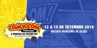 Comic-Con Portugal 2019 de 12 a 15 de Setembro