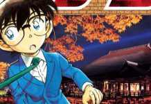Detective Conan é a obra de 2018 pela Da Vinci