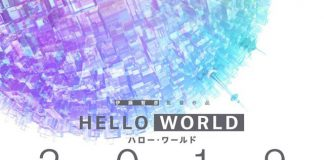 Hello World - Novo filme pelo diretor de Sword Art Online