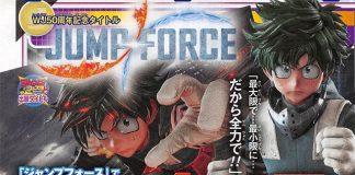 Izuku Midoriya (My Hero Academia) em Jump Force