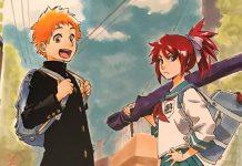 Livro de arte mostra filhos de Ichigo e Rukia