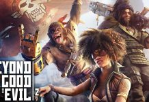 Mais gameplay de Beyond Good & Evil 2