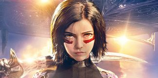 Novo Poster de Alita: Battle Angel