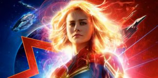 Novo Poster de Captain Marvel