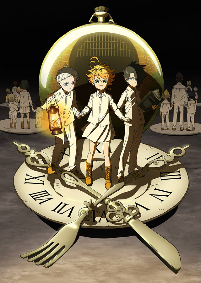 Novo Poster de The Promised Neverland