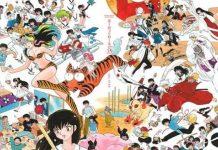 Novo mangá de Rumiko Takahashi