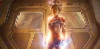 Novo trailer de Captain Marvel