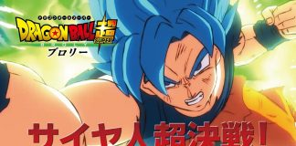 Novos trailers de Dragon Ball Super: Broly