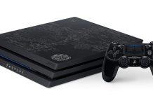 Playstation 4 Pro limitada de Kingdom Hearts III