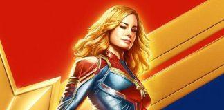 Poster CCXP de Captain Marvel