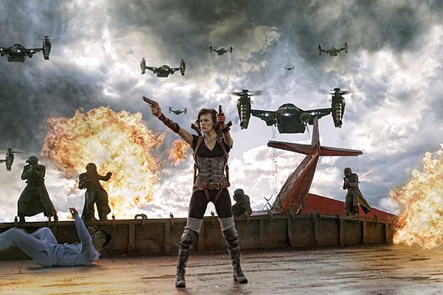 Reboot live-action de Resident Evil já tem diretor