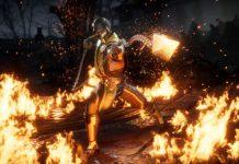 Screenshots de Mortal Kombat 11