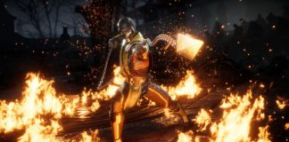 Screenshots de Mortal Kombat 11