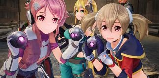 Sword Art Online: Hollow Realization para Switch no Verão