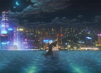 Teaser trailer de Detective Conan: Fist of Blue Sapphire