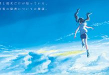 Tenki no Ko: Weathering With You é o novo filme de Makoto Shinkai
