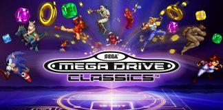 Trailer de lançamento de SEGA Mega Drive Classics