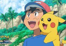 Triplo episódio no Biggs na antestreia da nova temporada de Pokémon, a série: Sol & Lua - Ultra Aventuras