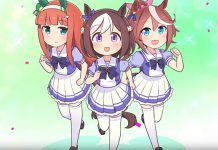 Uma Musume Pretty Derby Umayo vai ter anime