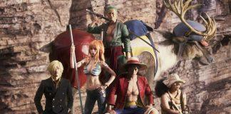 Vídeo promocional com One Piece Live-Action