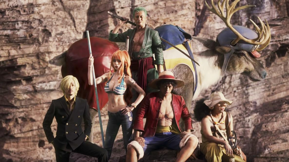 One Piece | Netflix anuncia oficialmente a série live-action do anime