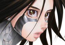 JBC divulga a capa de Battle Angel Alita: Last Order