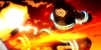 Revelado o teaser trailer de Fire Force