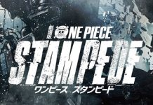 "Revelado o visual e data do novo filme de One Piece ""STAMPEDE"""