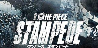 """Revelado o visual e data do novo filme de One Piece """"STAMPEDE"""""""