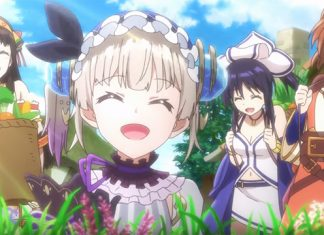 Abertura de Nelke & the Legendary Alchemists