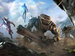 Anthem não vai correr a1080p60 na Xbox One X / PS4 Pro