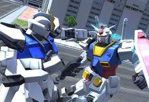 Bandai Namco vai revelar novo jogo de Gundam este mês