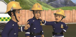 Bob, o Construtor e Bombeiro Sam regressam em fevereiro com novas temporadas
