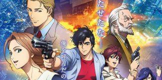 City Hunter: Shinjuku Private Eyes vai ter Novel